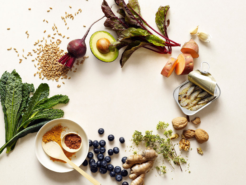 Superfoods Ingredients And Recipes For A Healthy Diet