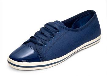 Talbot's classic sneaker