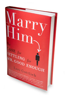 Lori Gottlieb Marry Him Book Review border=