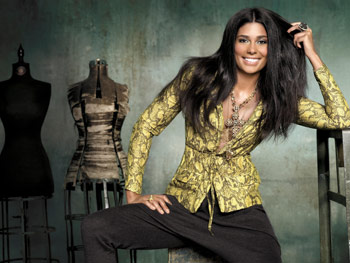 Rachel Roy in O, the Oprah Magazine
