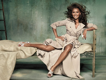 Vanessa Williams personal style