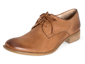 Boutique 9 tan lace-ups