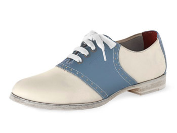 Cole Haan saddle shoes