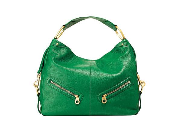 Presa green handbag