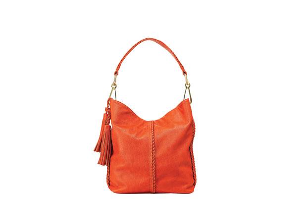 Carlos by Carlos Santana red bag