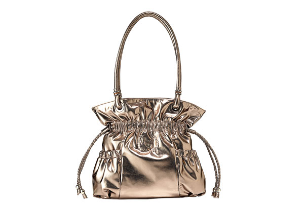 Lina metallic bag