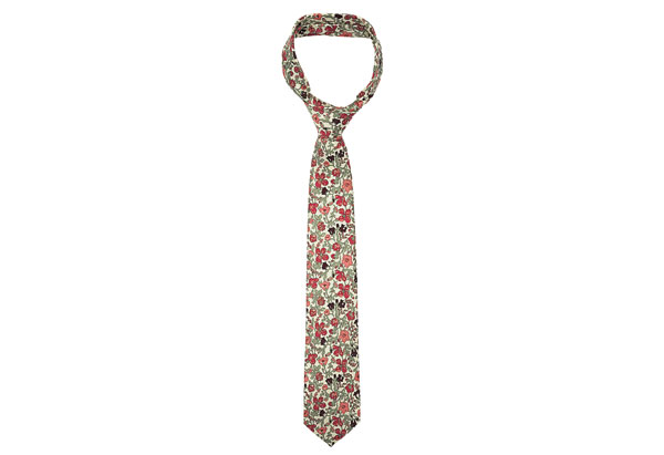 Liberty of London printed tie