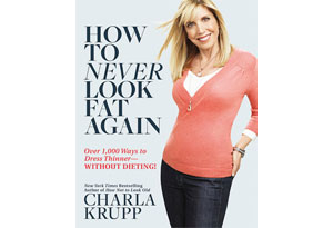 Book cover of How To Never Look Fat Again