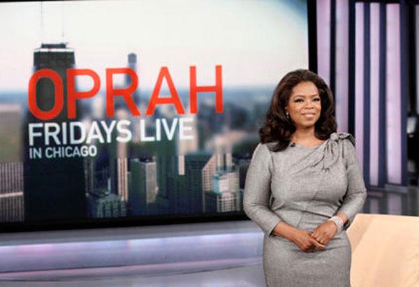 Oprah's show announcement