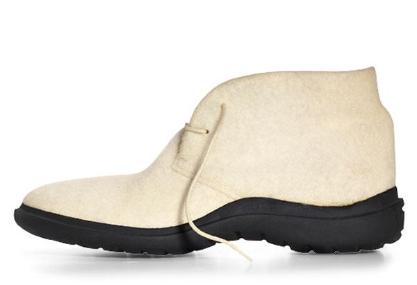 Oprah's Ralph Lauren Cashmere Bucks shoes
