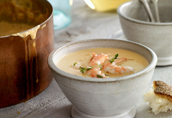 Dublin Bay Prawn Bisque