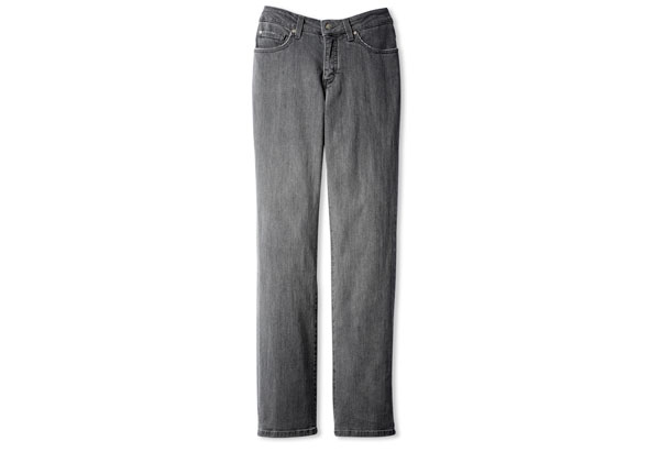 Miraclebody by Miraclesuit gray jeans