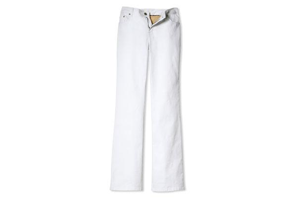 ShapeFX white jeans