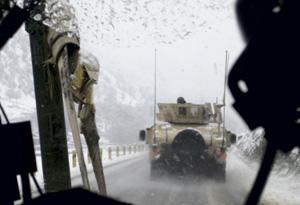 humvee afghanistan