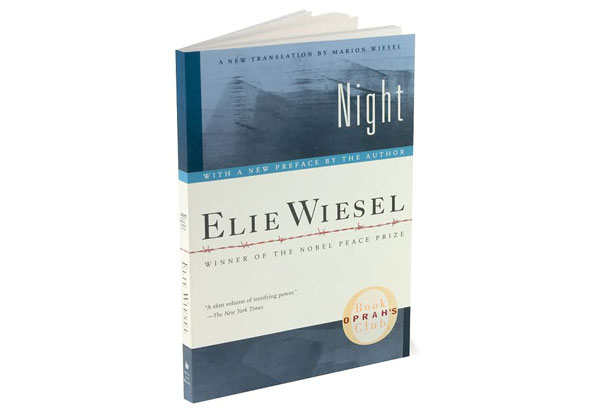 night elie wiesel essay thesis statement
