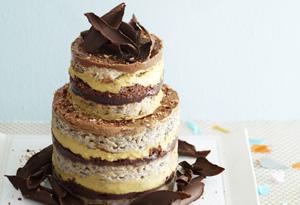 Tosis Banana Cake