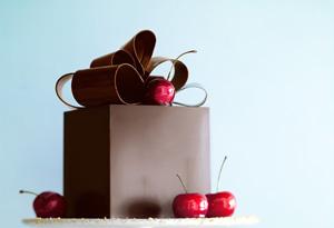 Bill Yosses' Black Forest Cake