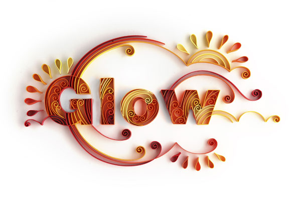 Glow illustration