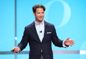 Nate Berkus at O's Live Your Best Life Weekend