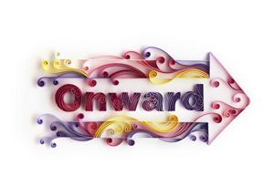 Onward illustration