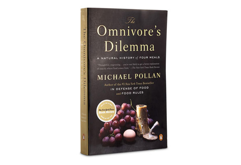 an omnivores dilemma The uc davis mondavi center presents bestselling author and uc berkeley journalism professor michael pollan he explores the ecology of eating to unveil why.