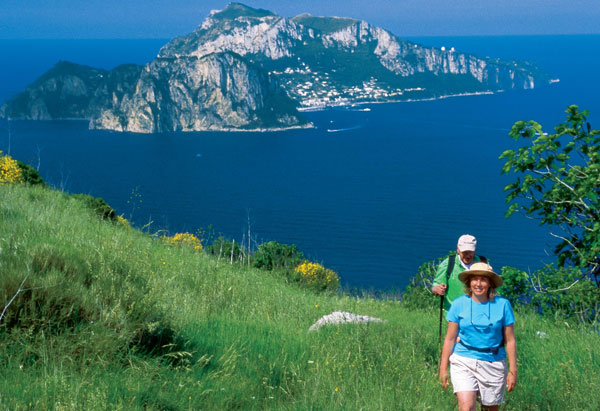 Country Walkers tour of Italy