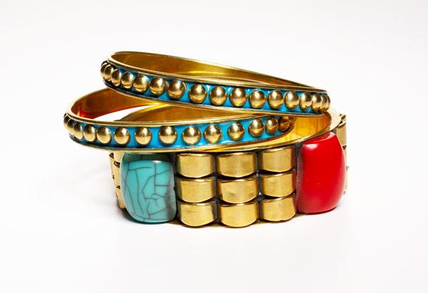 Huge, chunky Bracelets