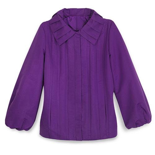 Dennis Basso Purple Jacket