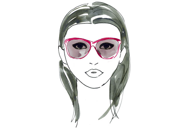 Sunglasses For Heart Shaped Face  find the best sunglasses for your face shape