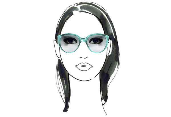 Glasses Frame Oval Face : Find the Best Sunglasses for Your Face Shape