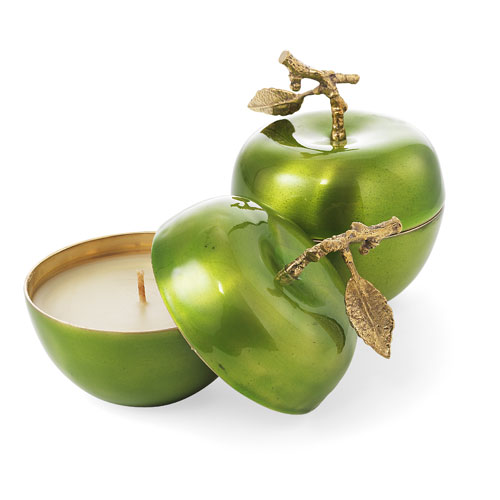 Le Pomme Vert Candle