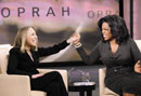 Geneen Roth and Oprah.