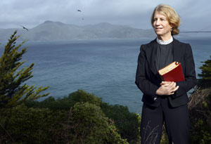 Rev. Canon Sally Bingham