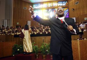 Bishop Walter Thomas
