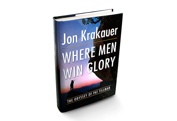 where men win glory jon krakauer essay Where men win glory: book summary and reviews of where men win glory by jon krakauer.