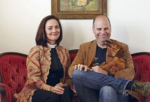 Andrew and Dana Corsello