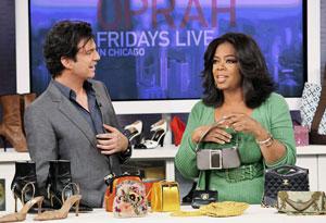 Oprah and Adam