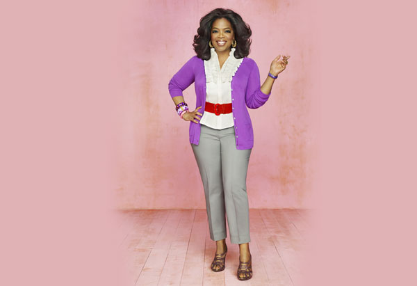 How To Get Oprah S O Magazine Cover Look Budget Fashion