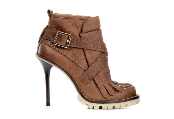 lug sole boot