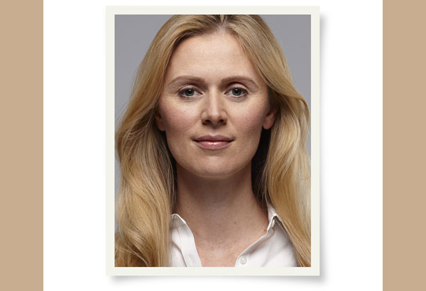 Tatiana Martushev in O Magazine