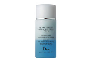 Dior Instant Eye Makeup Remover for Sensitive Eyes