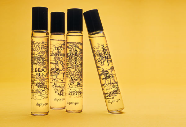 Diptyque fragrances