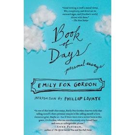 Book of Days by Emily Fox Gordon