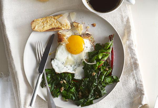 sunny side up egg plate