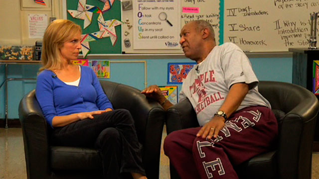 Deborah Kenny and Dr. Bill Cosby - Video