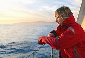 abby sunderland sails