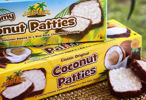 Anastasia coconut patties co