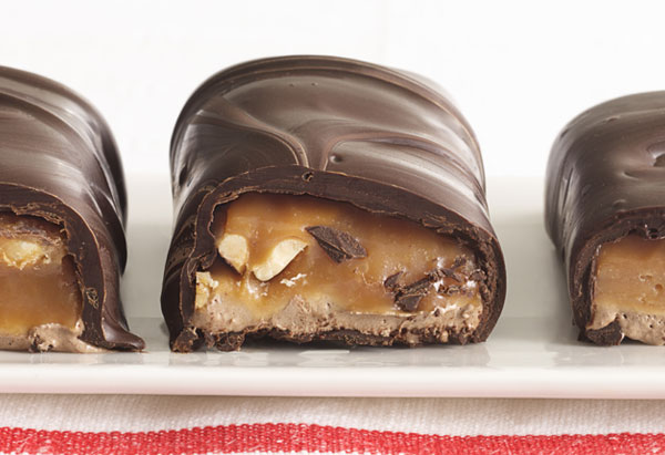 Snacker Candy Bars