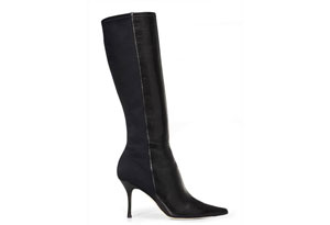 Indiana Jimmy Choo high-heeled boot