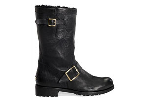 Biker Jimmy Choo boot